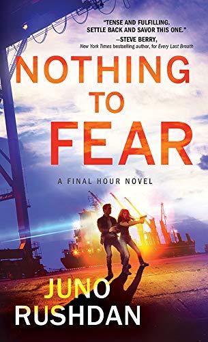 Nothing to Fear (Final Hour Book 2) Juno Rushdan