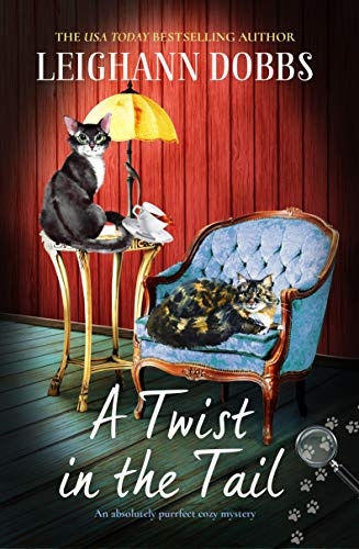 A Twist in the Tail (The Oyster Cove Guesthouse Book 1)   Leighann Dobbs