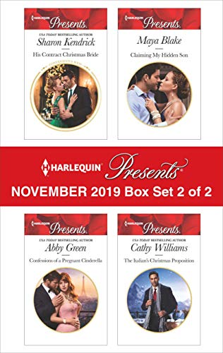 Harlequin Presents - November 2019 - Box Set 2 of 2 Sharon Kendrick, Abby Green, Maya Blake, Cathy Williams