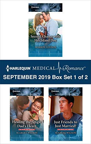 Harlequin Medical Romance September 2019 - Box Set 1 of 2  Marion Lennox, Scarlet Wilson
