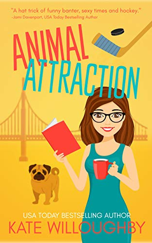 Animal Attraction (San Francisco Dragons Book 2)   Kate Willoughby