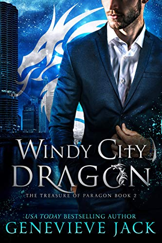 Windy City Dragon (The Treasure of Paragon Book 2) Genevieve Jack