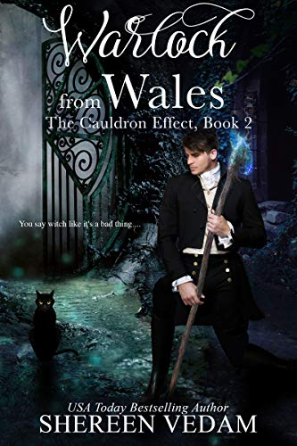 Warlock from Wales: The Cauldron Effect, Book 2  Shereen Vedam