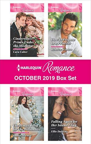 Harlequin Romance October 2019 Box Set   Cara Colter, Rebecca Winters, Donna Alward, Ellie Darkins