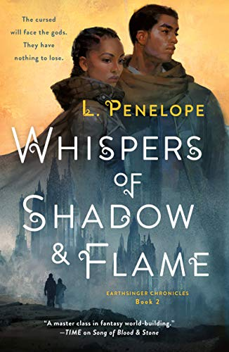 Whispers of Shadow & Flame  L. Penelope
