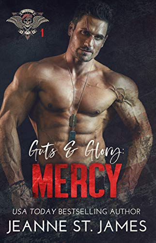 Guts & Glory: Mercy (In the Shadows Security Book 1)  Jeanne St. James
