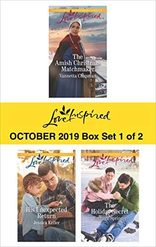 Harlequin Love Inspired October 2019 - Box Set 1 of 2: An Anthology Vannetta Chapman, Jessica Keller, Kathryn Springer