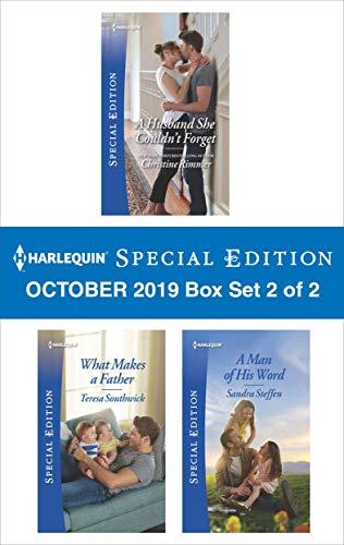 Harlequin Special Edition October 2019 - Box Set 2 of 2  Christine Rimmer, Teresa Southwick, Sandra Steffen