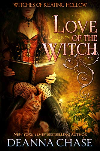 Love of the Witch (Witches of Keating Hollow Book 6)  Deanna Chase