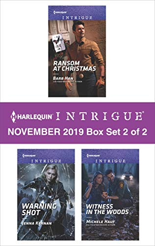 Harlequin Intrigue November 2019 - Box Set 2 of 2 Barb Han, Jenna Kernan, Michele Hauf