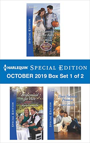 Harlequin Special Edition October 2019 - Box Set 1 of 2  Teri Wilson, Marie Ferrarella, Stacy Connelly