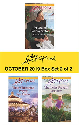 Harlequin Love Inspired October 2019 - Box Set 2 of 2: An Anthology Carrie Lighte, Myra Johnson, Lisa Carter