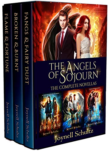 The Angels of Sojourn Novella Box Set   Joynell Schultz