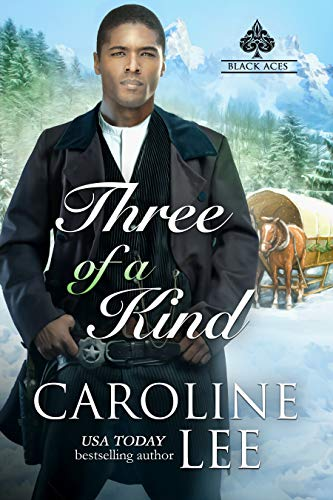 Three of a Kind (Black Aces Book 2)  Caroline Lee