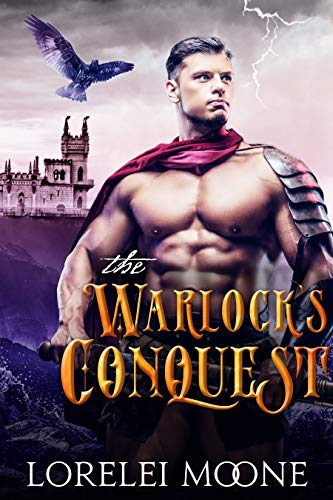 The Warlock's Conquest: A Magical Shifter Fantasy Romance (Shifters of Black Isle Book 4)  Lorelei Moone
