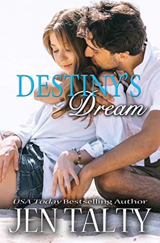 Destiny's Dream (Men of Thief Lake Book 2)  Jen Talty