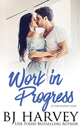 Work in Progress (Cook County Book 1)   BJ Harvey