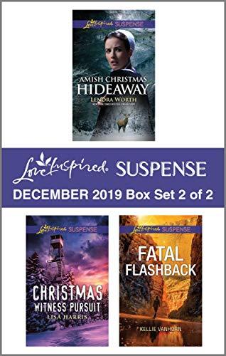 Harlequin Love Inspired Suspense December 2019 - Box Set 2 of 2  Lenora Worth, Lisa Harris, Kellie VanHorn