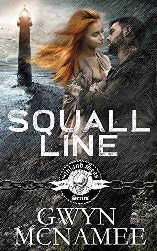 Squall Line (The Inland Seas Series Book 1)  Gwyn McNamee
