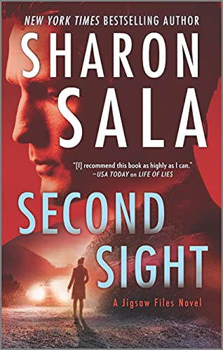 Second Sight (The Jigsaw Files Book 2)   Sharon Sala