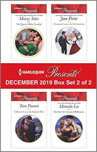 Harlequin Presents - December 2019 - Box Set 2 of 2  Maisey Yates, Tara Pammi, Jane Porter, Miranda Lee