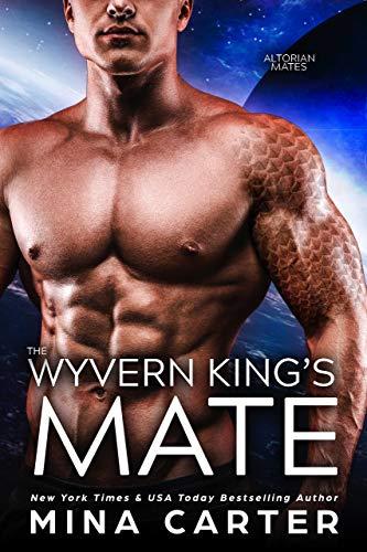 The Wyvern King's Mate  Mina Carter