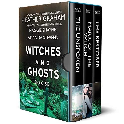 Witches and Ghosts Box Set Heather Graham, Maggie Shayne, Amanda Stevens
