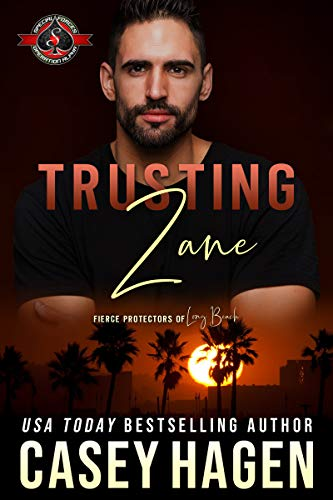 Trusting Zane (Special Forces: Operation Alpha) (Fierce Protectors Book 6)   Casey Hagen
