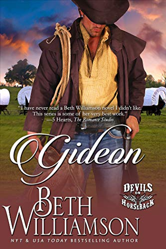 Gideon (Devils on Horseback Book 5)  Beth Williamson