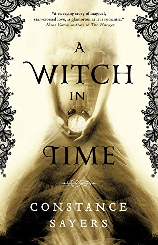 A Witch in Time  Constance Sayers