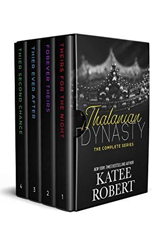 The Thalanian Dynasty Boxset: A MMF Romance Katee Robert
