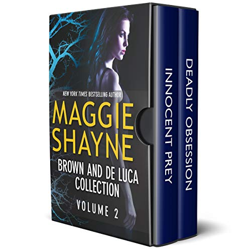 Brown and de Luca Collection Volume 2: A Paranormal Suspense Box Set (A Brown and de Luca Novel) Maggie Shayne