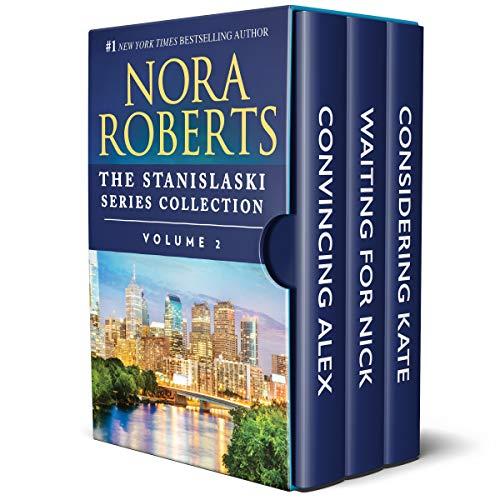 The Stanislaski Series Collection Volume 2 (Stanislaskis) Nora Roberts