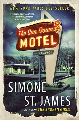 The Sun Down Motel Simone St. James