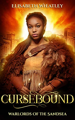 Cursebound (Warlords of the Sandsea Book 8)  Elisabeth Wheatley