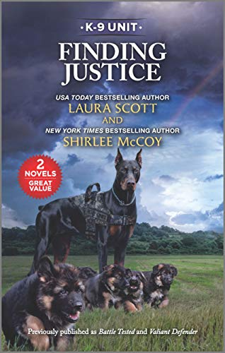 Finding Justice Laura Scott and Shirlee McCoy