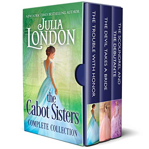 The Cabot Sisters Complete Collection Julia London