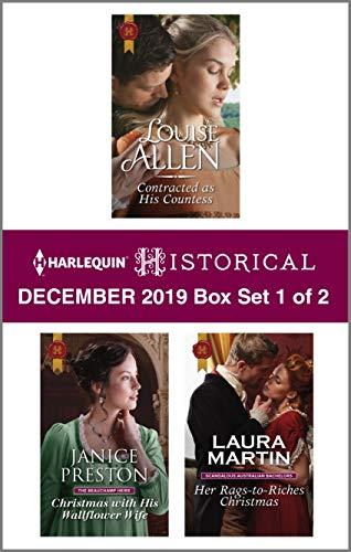 Harlequin Historical December 2019 - Box Set 1 of 2  Louise Allen, Janice Preston, et al.