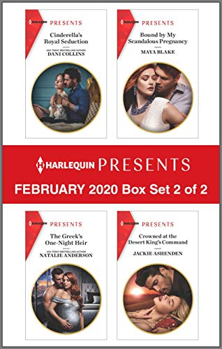 Harlequin Presents - February 2020 - Box Set 2 of 2  Dani Collins , Natalie Anderson, et al.