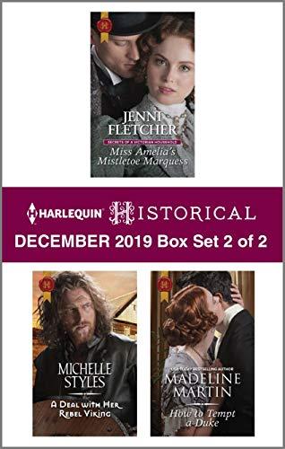 Harlequin Historical December 2019 - Box Set 2 of 2  Jenni Fletcher, Michelle Styles, et al.