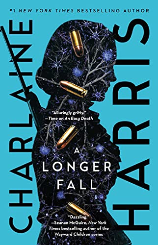 A Longer Fall (Gunnie Rose Book 2)  Charlaine Harris