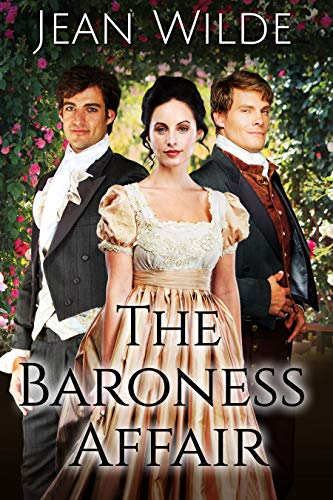 The Baroness Affair (The Scarlet Salon Book 3) Jean Wilde