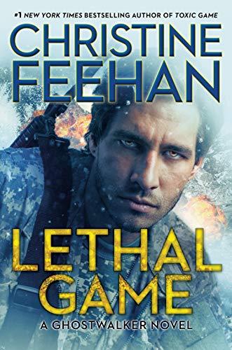 Lethal Game (A GhostWalker Novel Book 16)  Christine Feehan