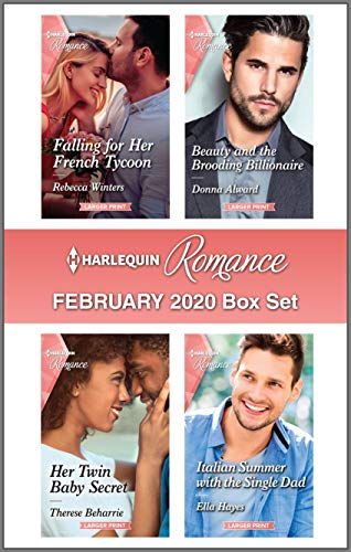 Harlequin Romance February 2020 Box Set  Rebecca Winters, Donna Alward, et al.