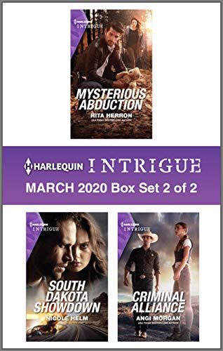 Harlequin Intrigue March 2020 - Box Set 2 of 2  Rita Herron , Nicole Helm, et al.