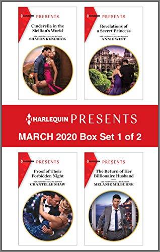 Harlequin Presents - March 2020 - Box Set 1 of 2  Sharon Kendrick , Chantelle Shaw, et al.