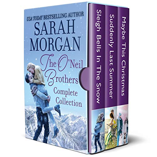 The O'Neil Brothers Complete Collection Sarah Morgan