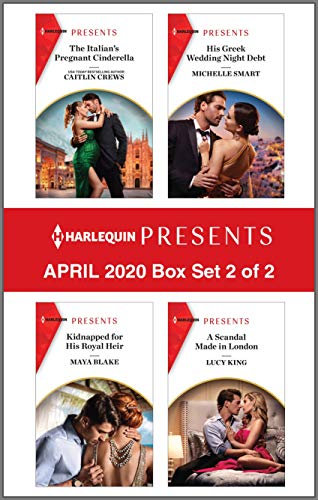 Harlequin Presents - April 2020 - Box Set 2 of 2   Caitlin Crews , Maya Blake, et al.