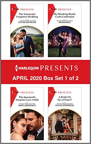 Harlequin Presents - April 2020 - Box Set 1 of 2  Lynne Graham, Kim Lawrence, et al.