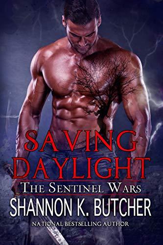 Saving Daylight (The Sentinel Wars Book 11)   Shannon K. Butcher